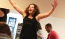 Local Zumbini class gives children and parents a chance to bond with music, dancing and fun