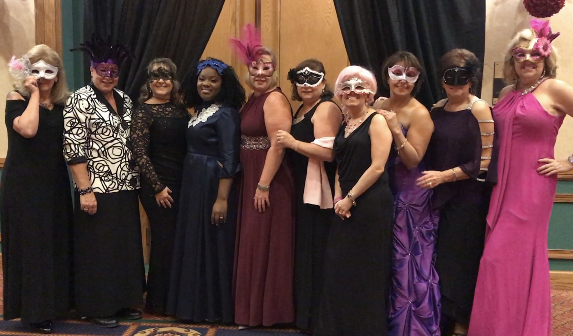 Annual gala to give breast cancer survivors a night on the town