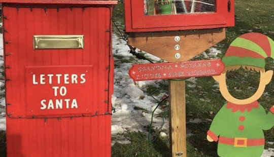 West Seneca grandma sends back more than 500 letters to kids from 'Santa Claus'