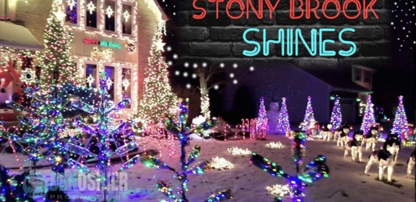 Lancaster neighborhood puts on huge light display for 12 years to benefit children's charities