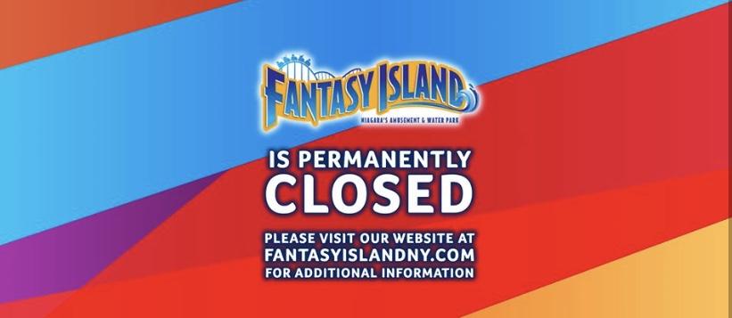 Fantasy Island announces the amusement park is closing