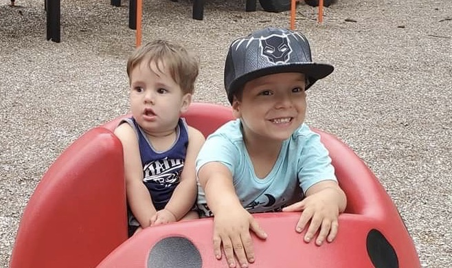 Two young siblings with spina bifida in need of a wheelchair-accessible vehicle, can you help?