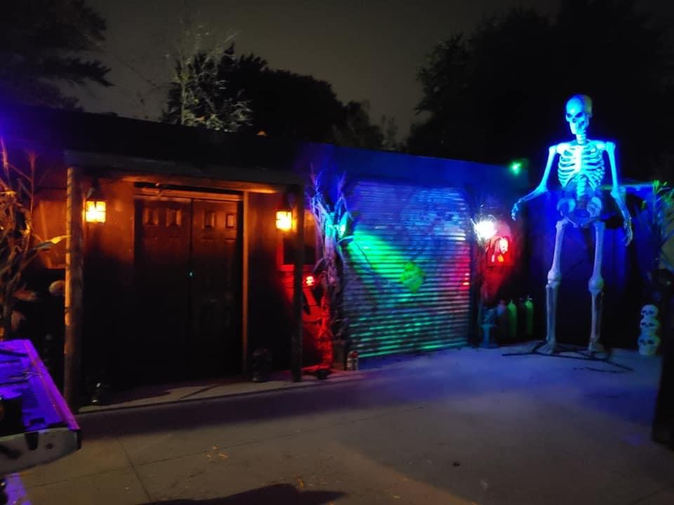870 Lee Avenue Home Haunt to benefit Niagara County SPCA opens this Friday!