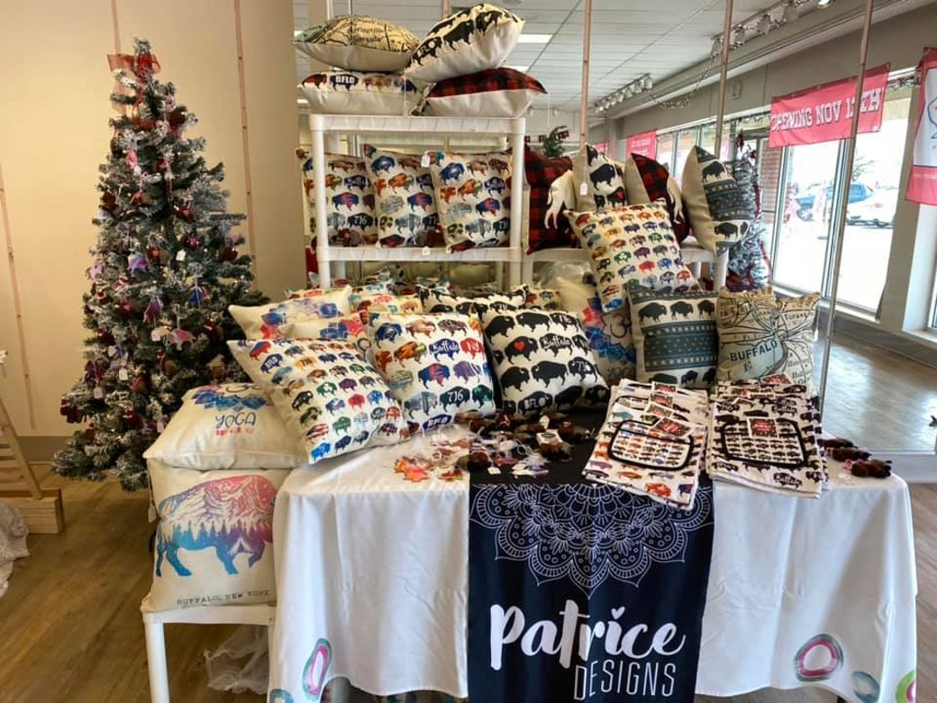 Shop local this holiday! Totally Buffalo Store opens on Friday in Amherst!