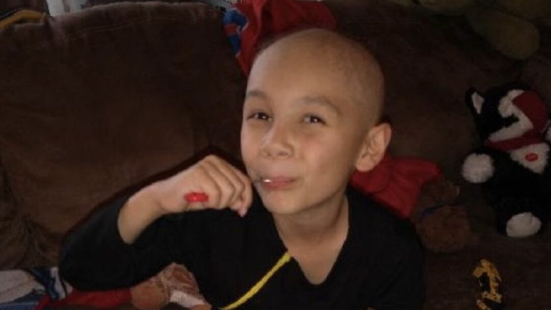 Love and prayers needed for local boy battling Stage 4 cancer