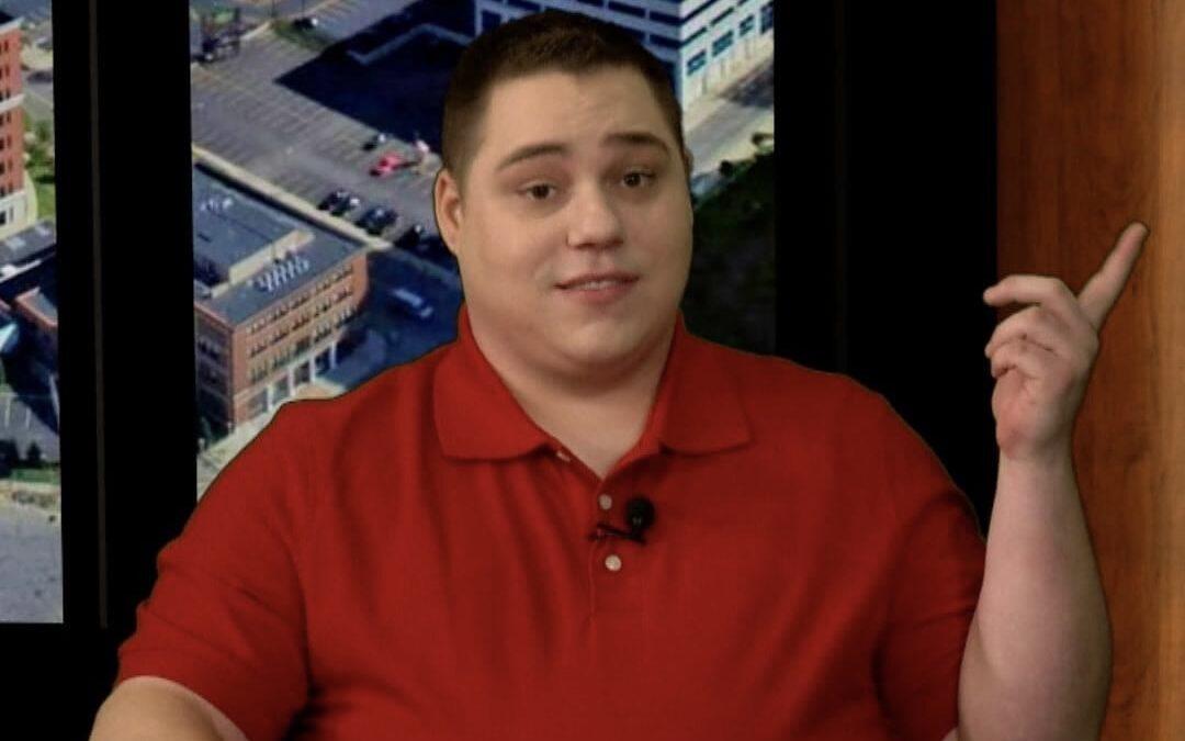 Local man creates 'Good Deeds Buffalo' talk show to lift spirit of others