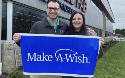 Local couple turning grief into something positive by working tirelessly to raise funds for Make-A-Wish WNY