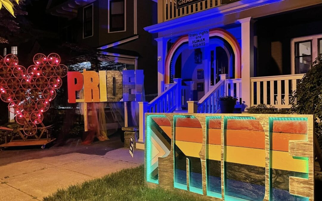 Pride House Buffalo raising funds for Adoption STAR